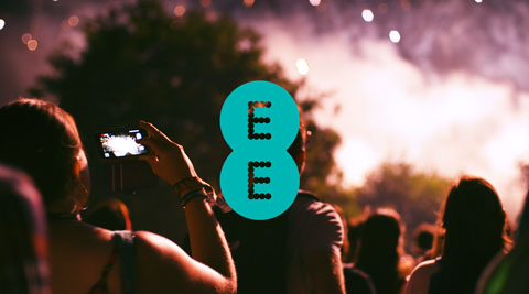 Glastonbury Festival for EE