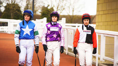 Great British Racing - International Womens Day