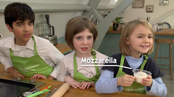 Kids recipe video for Wholegrain