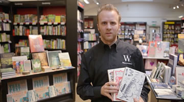 Corporate Film Waterstones