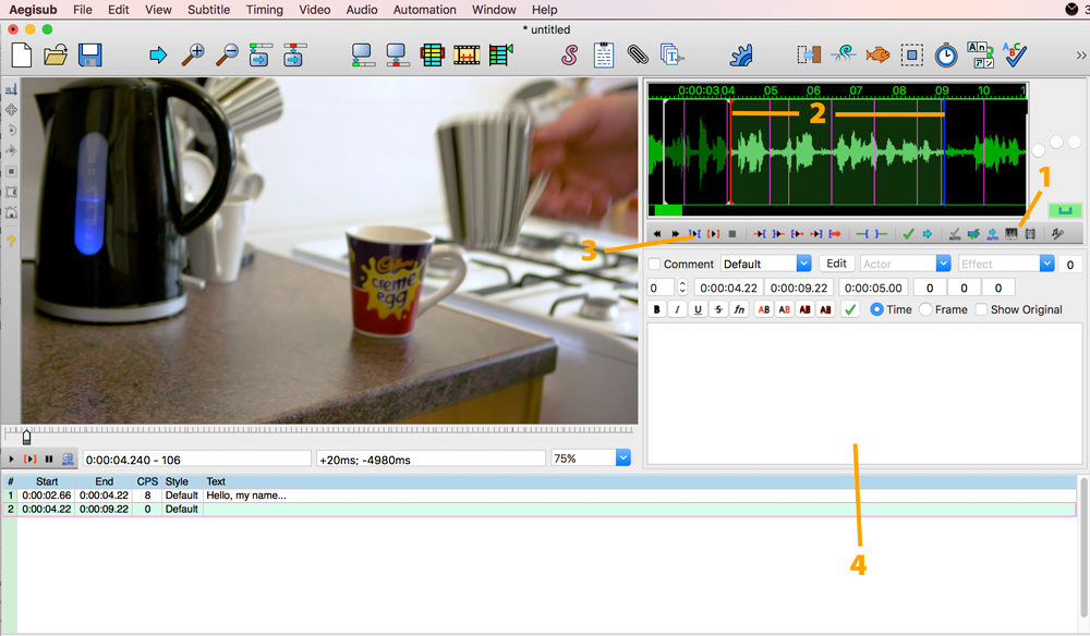 How to subtitle online video content - Jon's Blog