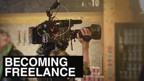 15 Top-tips to Becoming a Freelance Videographer