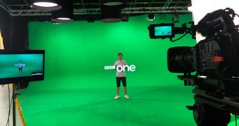 Filming Green Screen with the Sony FS7