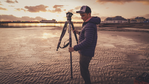 Getting to grips with grip - how to PROPERLY setup a tripod